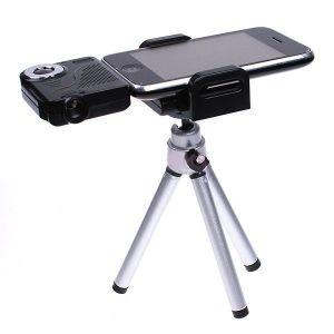 Купить Мини-проектор с штативом для iPhone/iPod/iPad