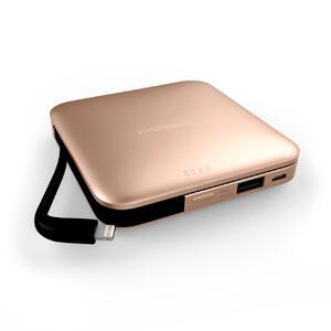 Купить Портативная батарея MiPow Power Cube 9000L Gold