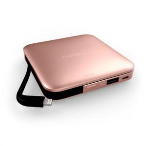 Купить Портативная батарея MiPow Power Cube 9000L Rose Gold