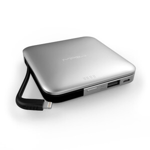 Купить Портативная батарея MiPow Power Cube 9000L Silver