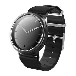 Купить Гибридные смарт-часы Misfit Phase Black с черным спортивным ремешком