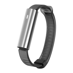 Купить Фитнес-браслет Misfit Ray Stainless Steel/Black Sport Band