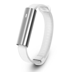 Купить Фитнес-браслет Misfit Ray Stainless Steel/White Sport Band