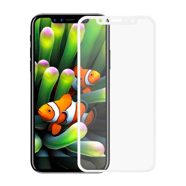 Защитное стекло Mofi Full Cover Glass White для iPhone 11 Pro | X | XS