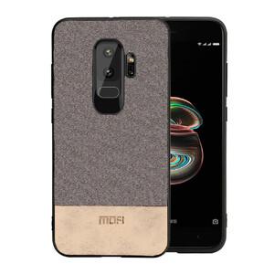 Купить Тканевый чехол MOFI Gray/White для Samsung Galaxy S9 Plus