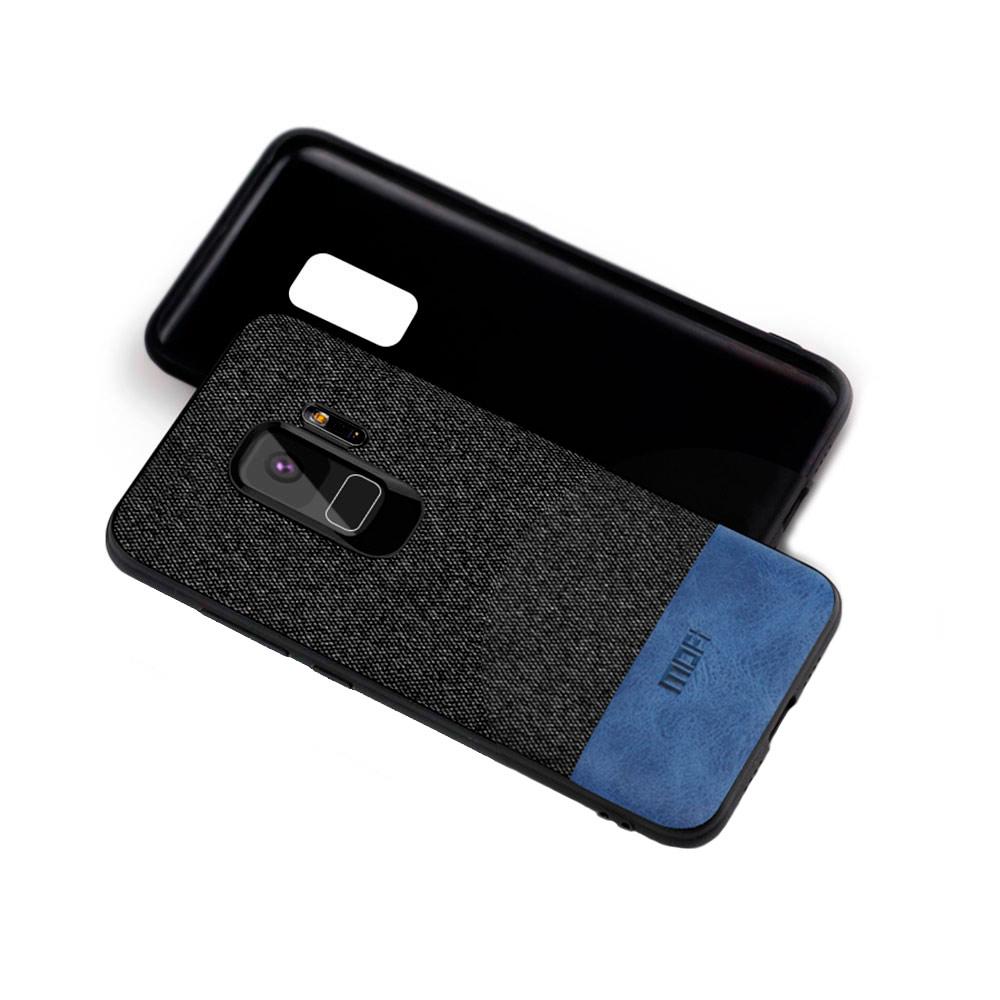 Купить Тканевый чехол MOFI Black для Samsung Galaxy S9