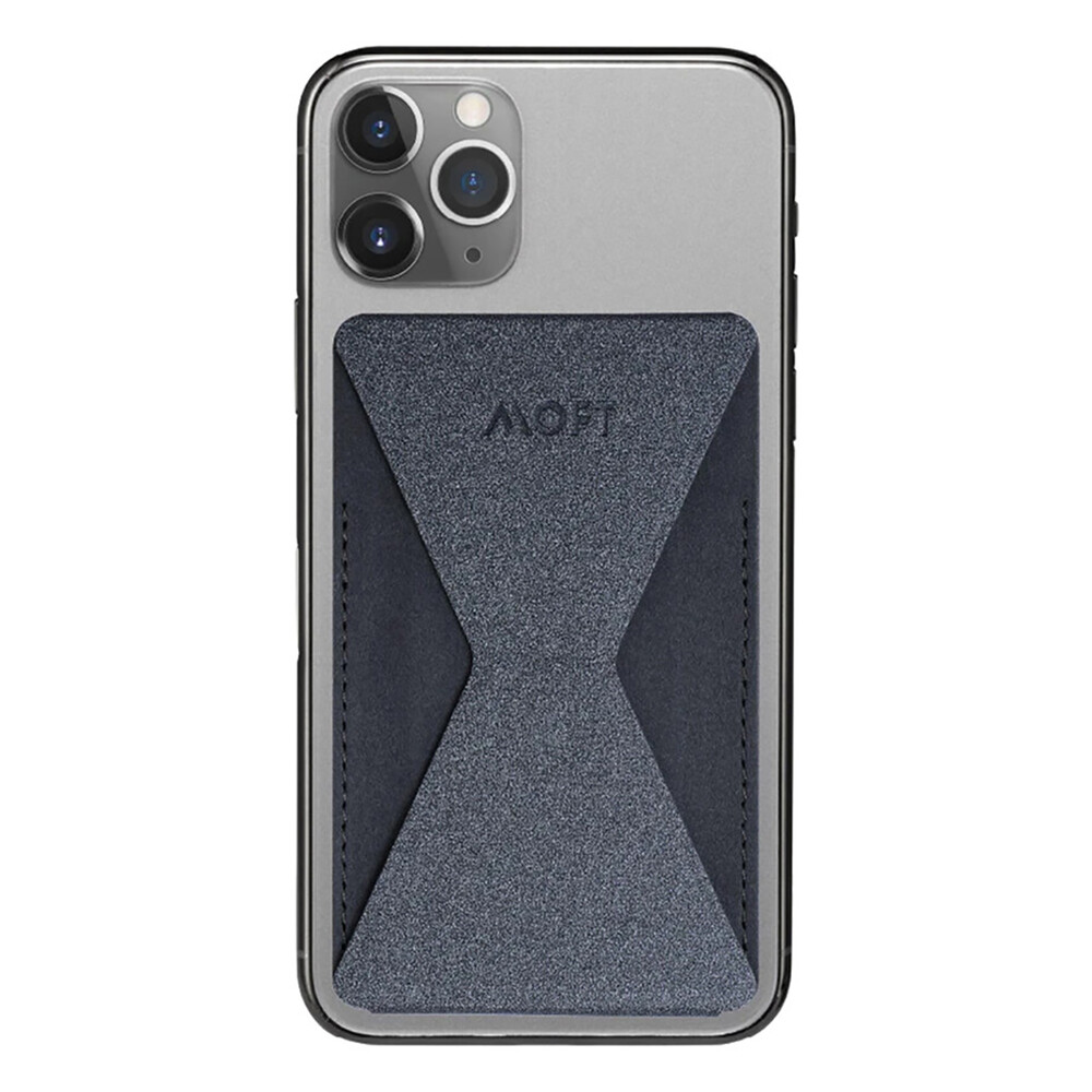 Чехол-бумажник с подставкой MOFT X Adhesive для iPhone 12 | 12 Pro | 12 Pro Max | 11 Pro | 11 Pro Max