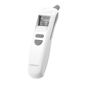 Купить Бесконтактный инфракрасный термометр Momax 1-Health Pro