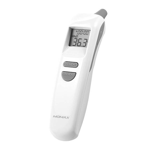 Бесконтактный инфракрасный термометр Momax 1-Health Pro
