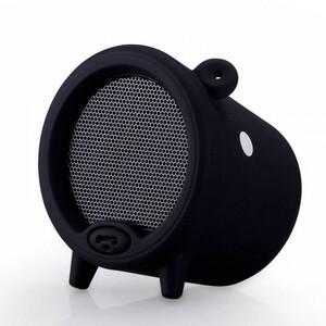 Купить Портативная колонка MOMAX Piggy Black