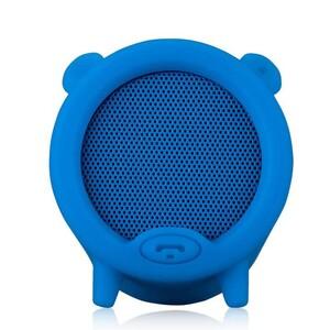 Купить Портативная колонка MOMAX Piggy Blue