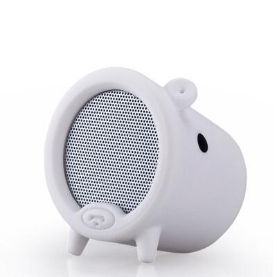 Портативная колонка MOMAX Piggy White