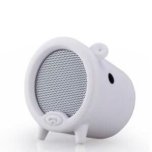 Купить Портативная колонка MOMAX Piggy White