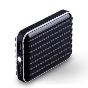 Купить Черный внешний аккумулятор MOMAX iPower GO 8400mAh