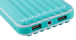Купить Голубой внешний аккумулятор MOMAX iPower GO 8400mAh