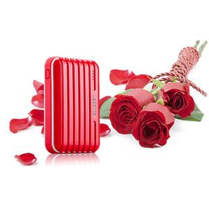 Купить Красный внешний аккумулятор MOMAX iPower GO 8400mAh