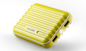 Купить Желтый внешний аккумулятор MOMAX iPower GO 8400mAh