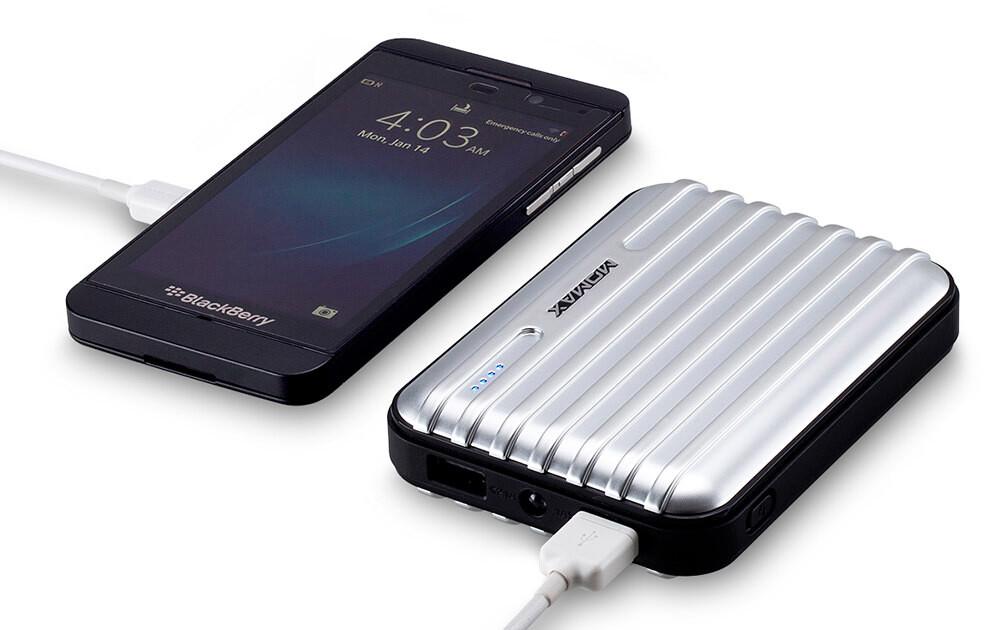 Внешний аккумулятор MOMAX iPower GO+ 11200mAh