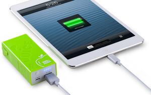 Купить Салатовый внешний аккумулятор MOMAX iPower Juice 4400mAh для iPhone/iPad/iPod/Mobile