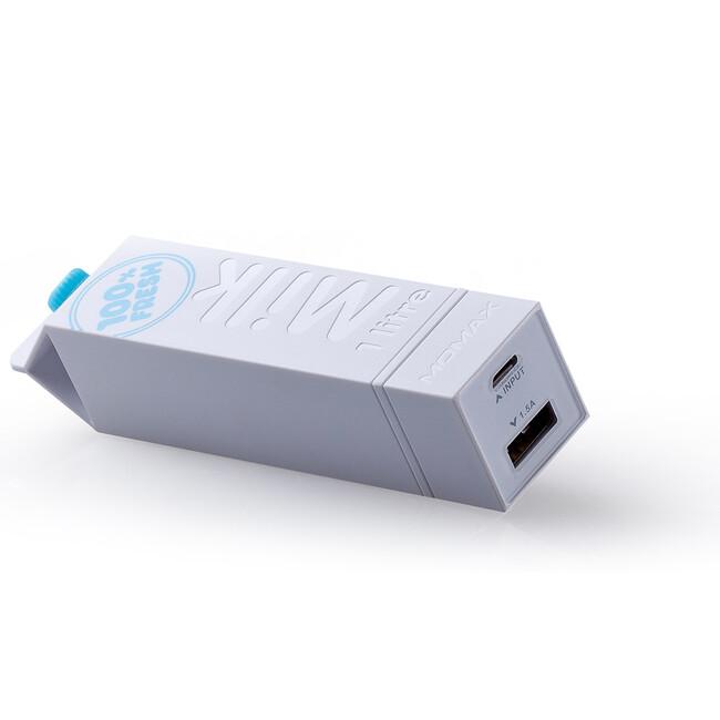 Внешний аккумулятор MOMAX iPower Milk 2600mAh