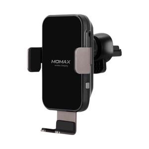 Купить Беспроводной автодержатель с автоматическим зажимом Momax Q. Mount Smart Auto-Clamping
