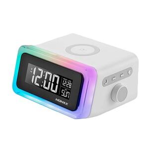 Купить Настольные часы с беспроводной зарядкой Momax Q.Clock 2 Digital