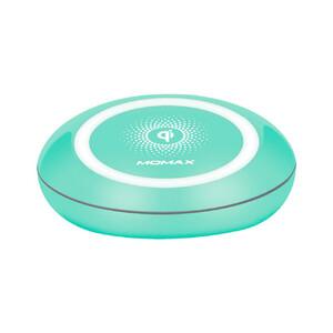 Купить Беспроводное зарядное устройство Momax Q.Dock Light Blue