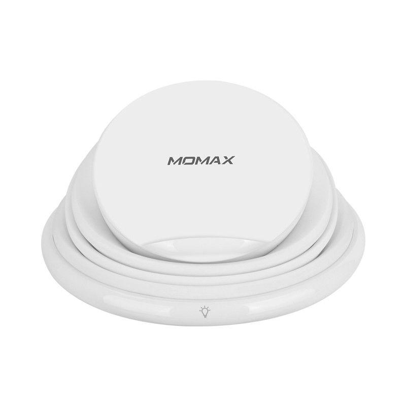 Купить Настольная лампа с беспроводной зарядкой Momax Q.Led Rainbow Color Changing Lamp