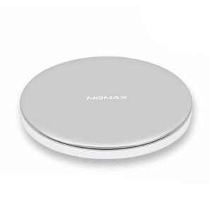 Купить Быстрая беспроводная зарядка Momax Q.Pad Max Silver 15W