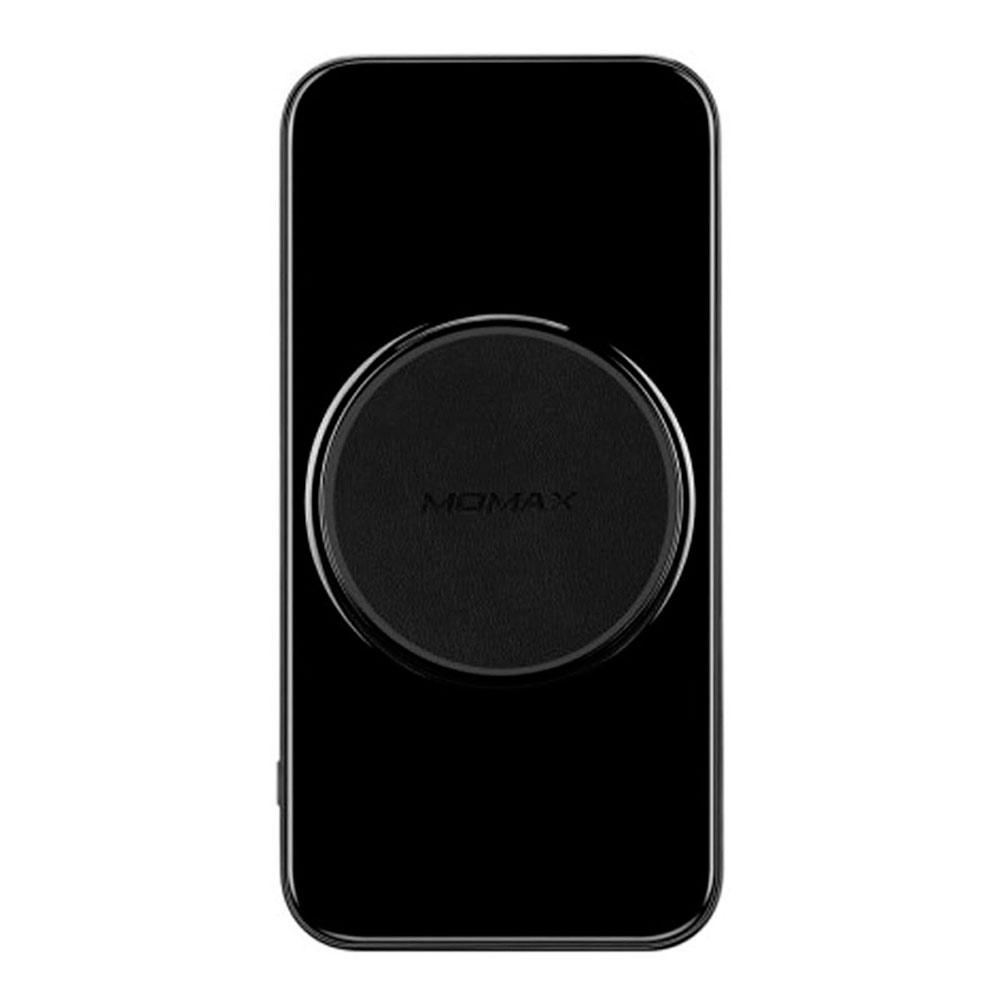 Купить Внешний аккумулятор с беспроводной зарядкой Momax Q.Power 3 10000mAh 3-in-1 Black
