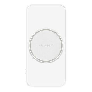 Купить Внешний аккумулятор с беспроводной зарядкой Momax Q.Power 3 10000mAh 3-in-1 White