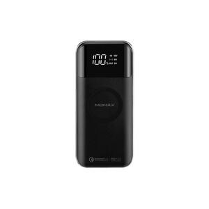 Купить Внешний аккумулятор с беспроводной зарядкой Momax Q.Power Air2+ Black (20000mAh)