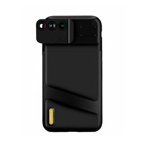 Купить Чехол с объективами Momax X-Lens 3-in-1 Black для iPhone XR
