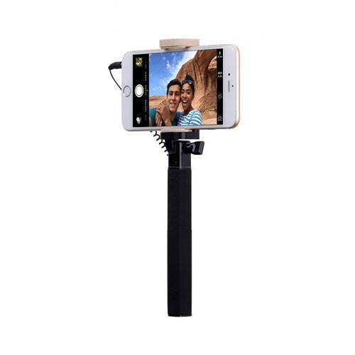 Монопод Momax Selfie Mini Mini 17cm Black