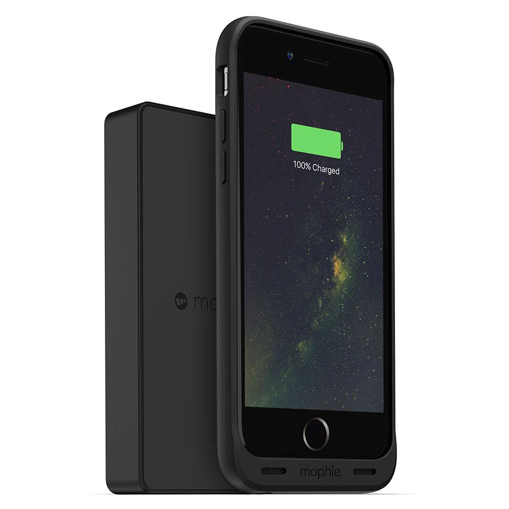 Купить Внешний аккумулятор с беспроводной зарядкой Mophie Charge Force Powerstation 10000mAh