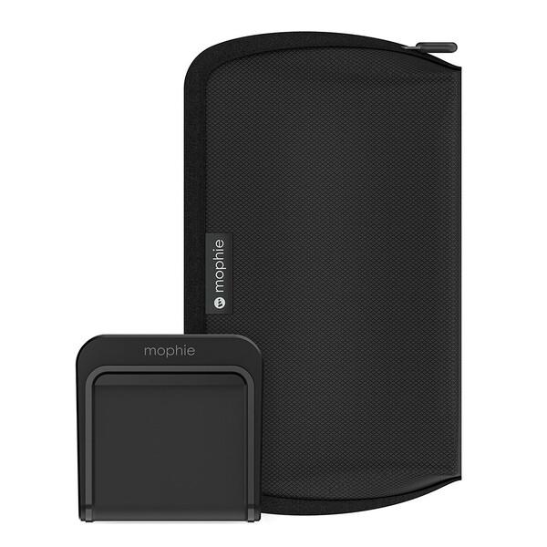 Набор зарядных устройств и переходников Mophie Charge Stream Global Travel Kit