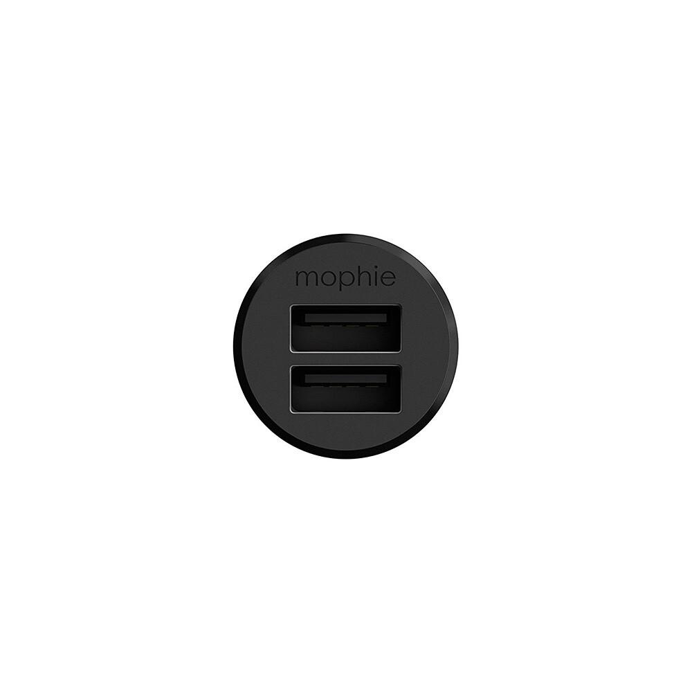 Автозарядка Mophie Dual USB Car Charger