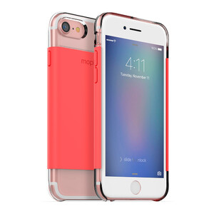 Купить Магнитный чехол Mophie Hold Force Base Case Coral Wrap для iPhone 7/8