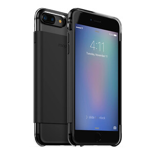 Купить Магнитный чехол Mophie Hold Force Base Case Black Wrap для iPhone 7 Plus