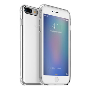 Купить Магнитный чехол Mophie Hold Force Base Case Silver Gradient для iPhone 7 Plus