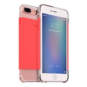 Купить Магнитный чехол Mophie Hold Force Base Case Coral Wrap для iPhone 7 Plus/8 Plus