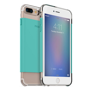 Купить Магнитный чехол Mophie Hold Force Base Case Mint Wrap для iPhone 7 Plus