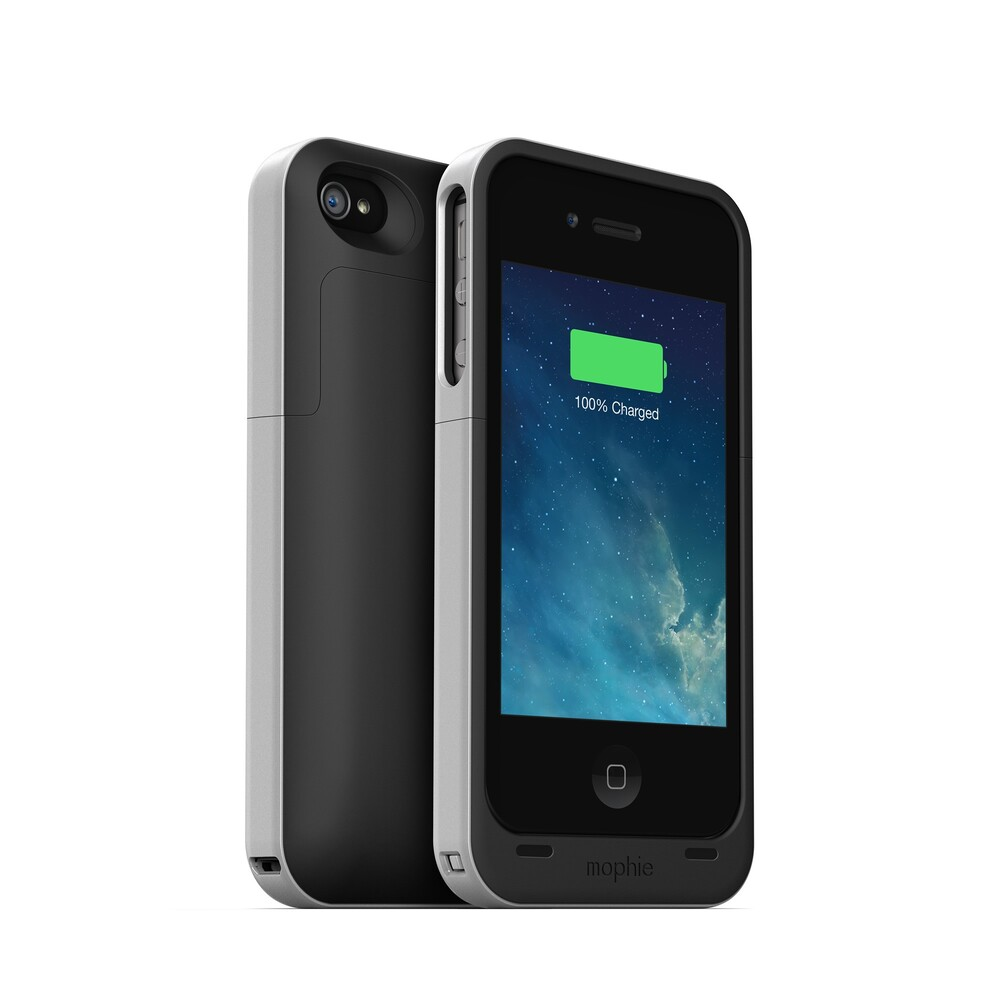 Купить Чехол-аккумулятор Mophie Juice Pack Air для iPhone 4 | 4S