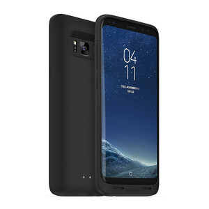 Купить Чехол-аккумулятор Mophie Juice Pack Black для Samsung Galaxy S8