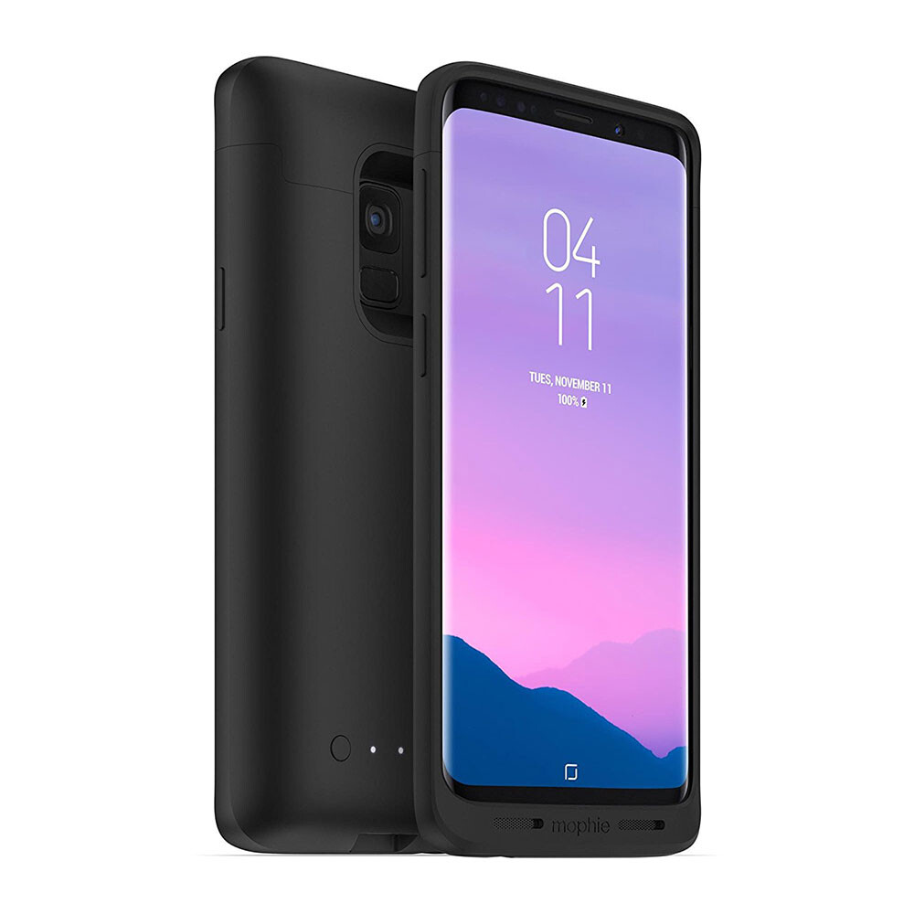 Чехол-аккумулятор Mophie Juice Pack Black для Samsung Galaxy S9