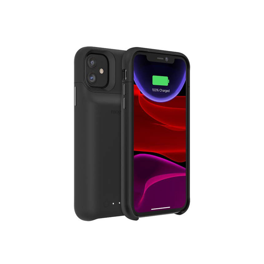 Купить Чехол-аккумулятор Mophie Juice Pack Access Black для iPhone 11