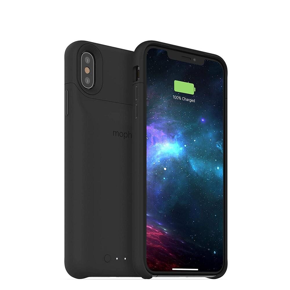 Купить Чехол-аккумулятор Mophie Juice Pack Access Black для iPhone XS Max