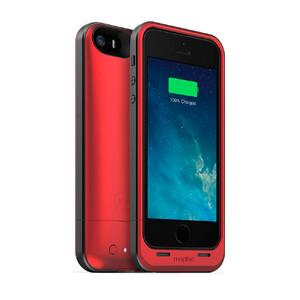 Купить Чехол-аккумулятор Mophie Juice Pack Air PRODUCT (RED) для iPhone 5/5S/SE