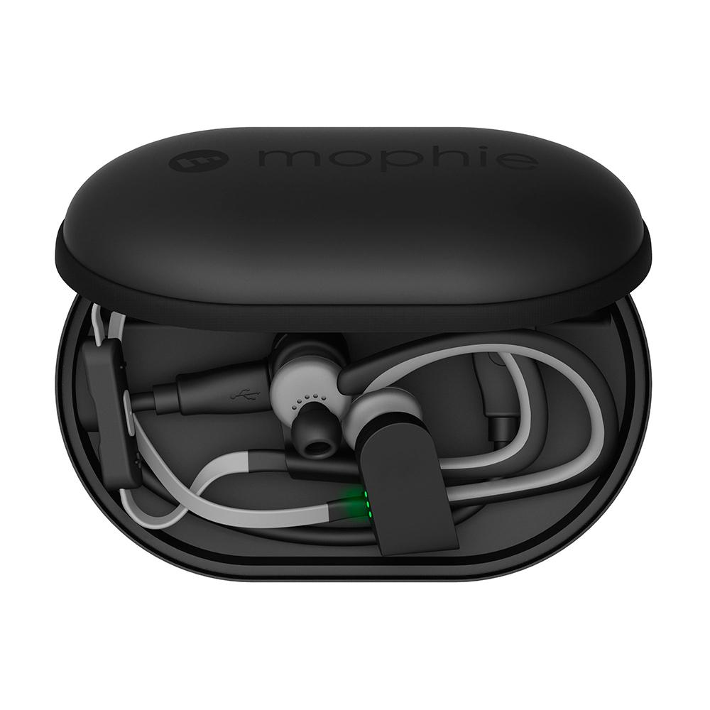 Купить Универсальный зарядный кейс Mophie Power Capsule Black