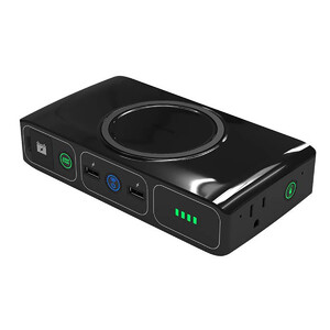 Купить Внешний аккумулятор с беспроводной зарядкой Mophie Powerstation Go